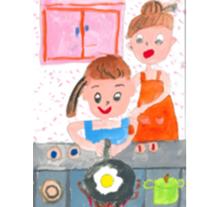親子の日「絆(KIZUNA)」コンクール